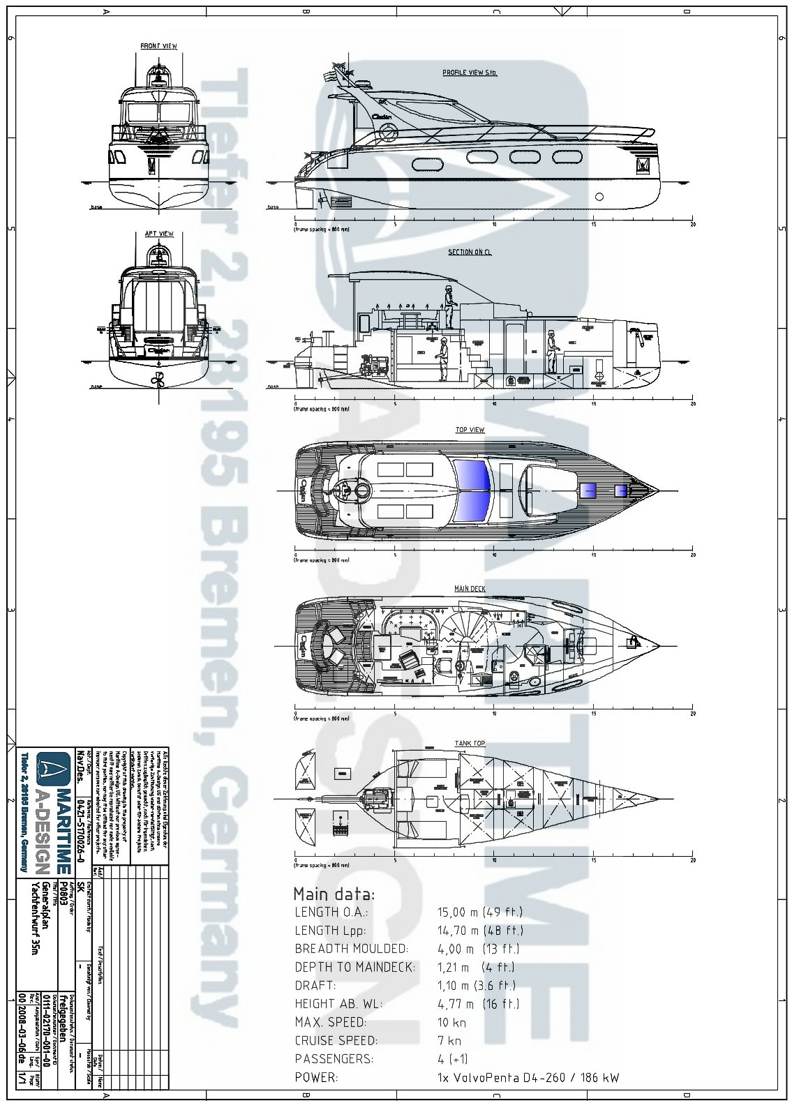 Maritime A Design Products Yacht Motor Yachts 260a Volvo Penta Engine Diagram Coming Soon